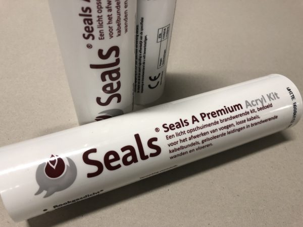 Premium Brandwerende Acryl Kit (1)