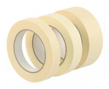 Afplak tape diverse breedtes