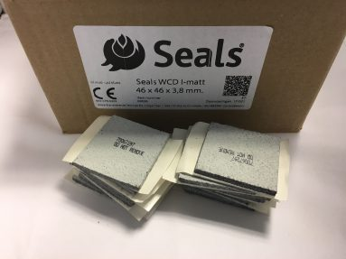 Seals WCD I-Matt vierkant