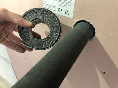 Seals Endless Brandwerende Wrap Armaflex Geisoleerde Leiding (2)