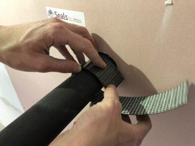 Seals Endless Brandwerende Wrap Armaflex Geisoleerde Leiding (5)