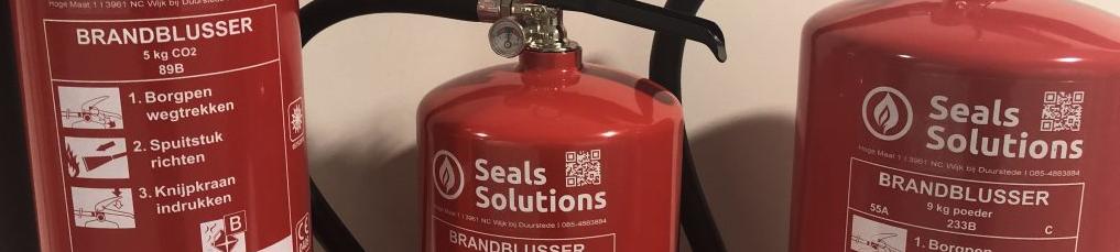 Brandblusser Seals Solutions Brandwerend Online Banner
