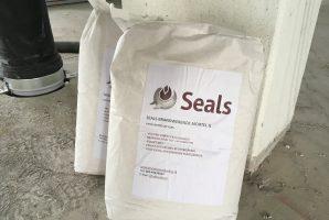 Seals Brandwerende Mortel